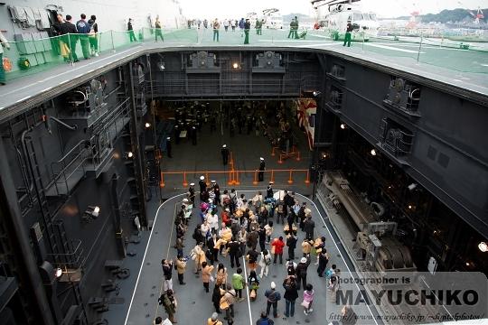 観艦式2012